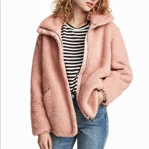 H&M Pile Jacket